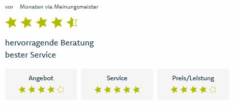 Bewertung Energietechnik Unger Chemnitz Stollberg